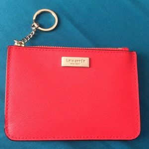 Kate Spade Bitsy Arbour Hill Card Keychain